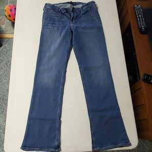 Hollister size 15 bootcut jeans